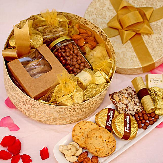Assorted Choco Festive Diwali Box:Halloween Gifts