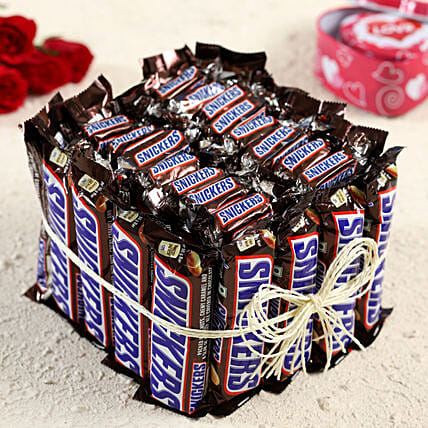 Snickers Choco Bars Gift Combo