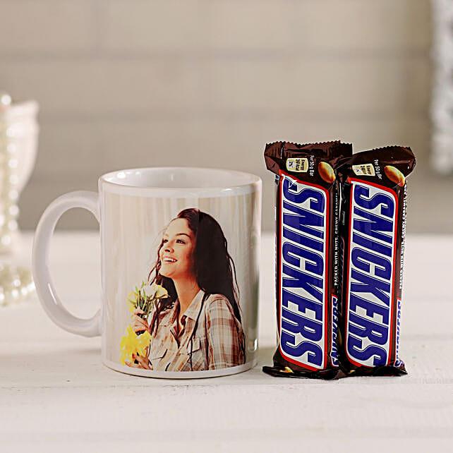 Chocolates & Coffee Mug Combo