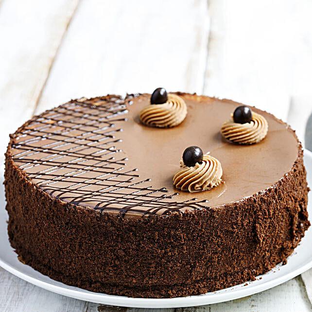 coffee cream cake online