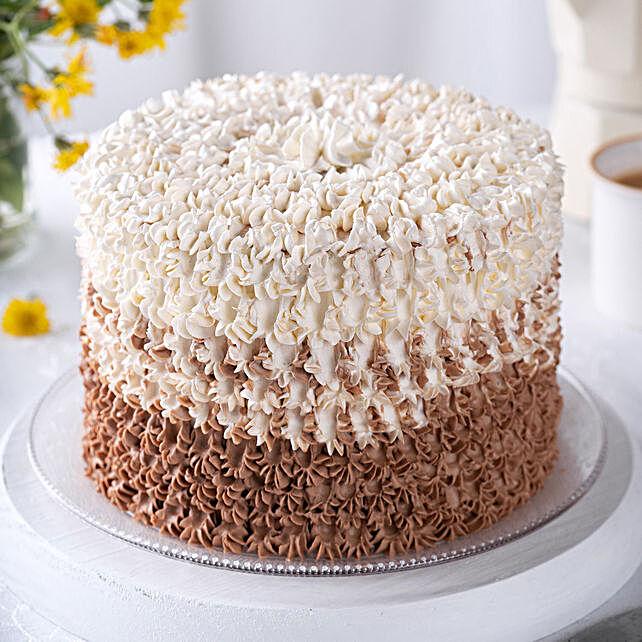 snow chocolate cake online