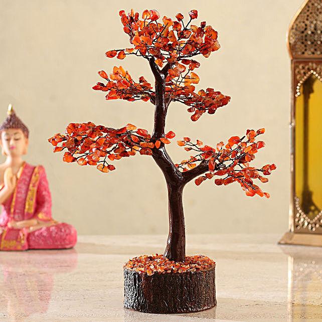 Mystical Carnelian Wish Tree
