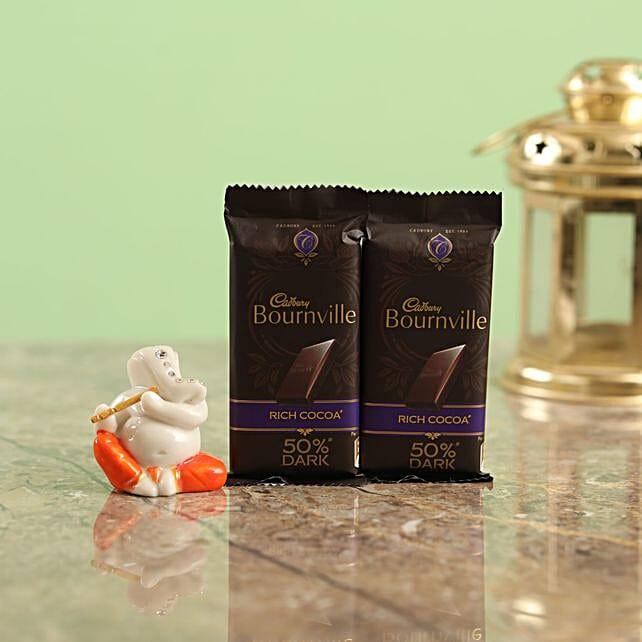 Online   Chocolate And  Ganesha Idol