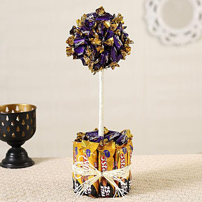 Choclairs N Designer Bouquet
