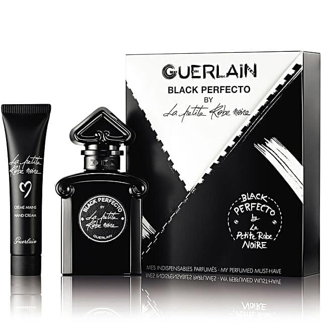Guerlain La Petite Robe Noire Black Perfecto With Hand Cream Gift Online Guerlain La Petite Robe Noire Black Perfecto With Hand Cream Ferns N Petals