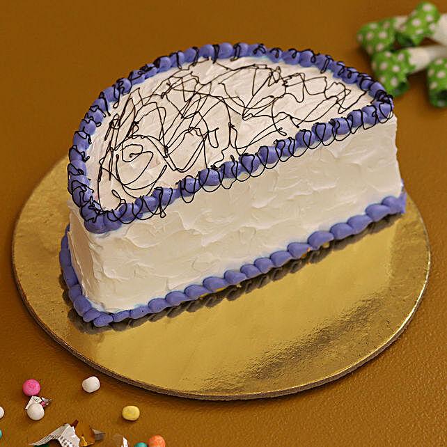 online half cake:Half Cakes