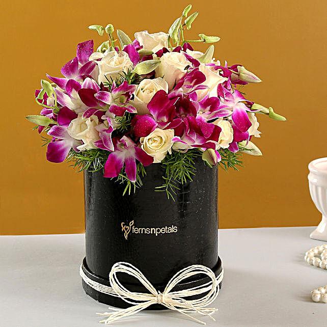 Elegant Orchid Arrangement of Her