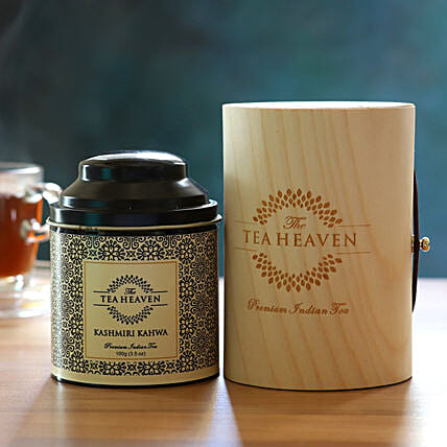 Kashmiri Tea Pouches Gift