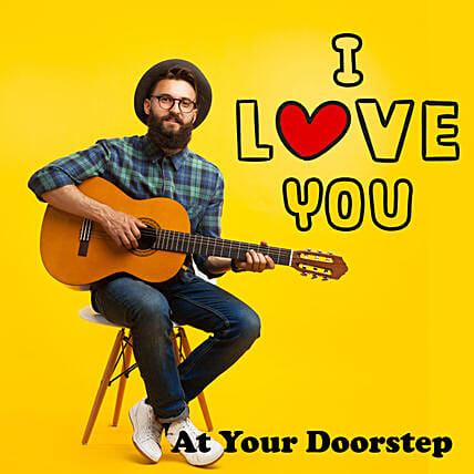 I Love You Special Songs by Guitarist