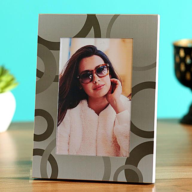 Online Personalised Designer Photo Frame:Friendship Day Personalised Photo Frames