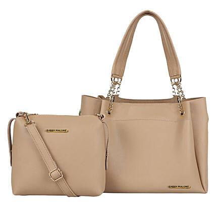 Bagsy Malone Women's Tote Combo Bag of 2