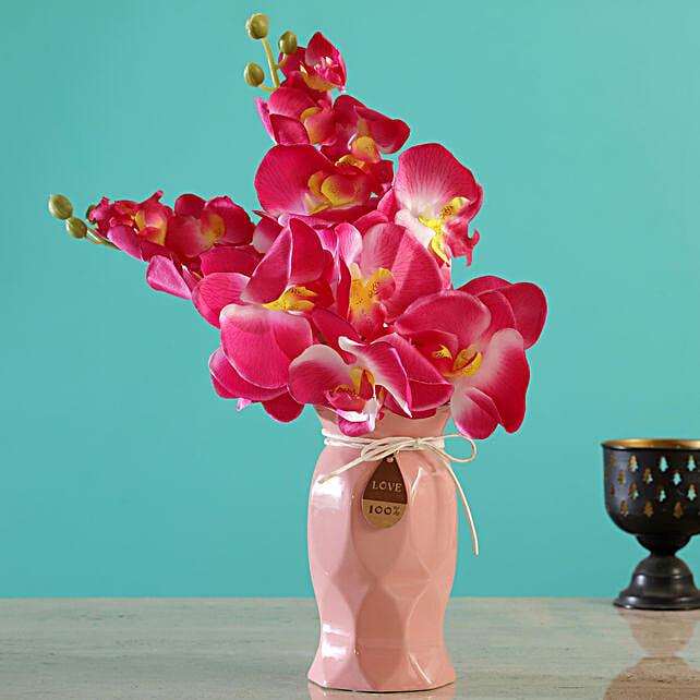 Pink Floraificial Arrangement