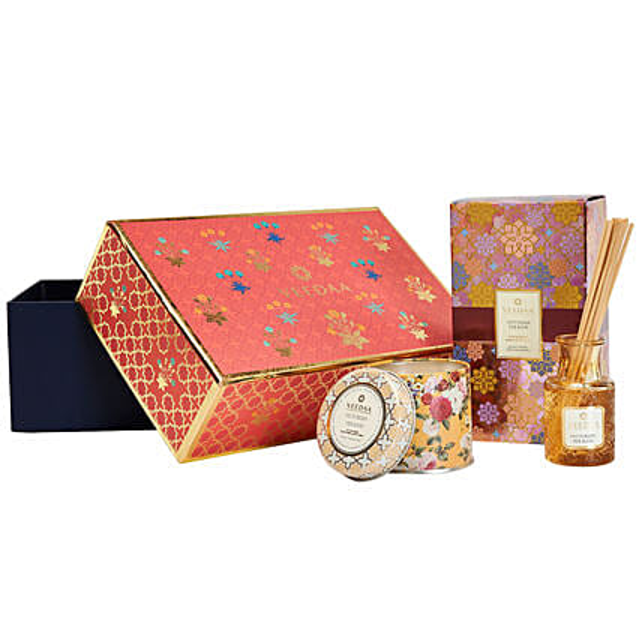 Veedaa Victorian Tea Rose Scented Gift Set