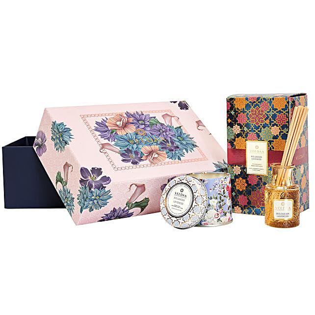 Veedaa Bulgarian Lavender Scented Gift Set