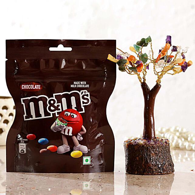 Colourful Wish Tree Chocolate M Ms