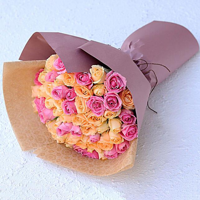 Rose Bouquet for Girlfriend