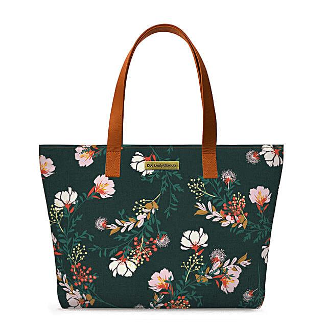 Online Lush Midnight Fatty Tote Bag