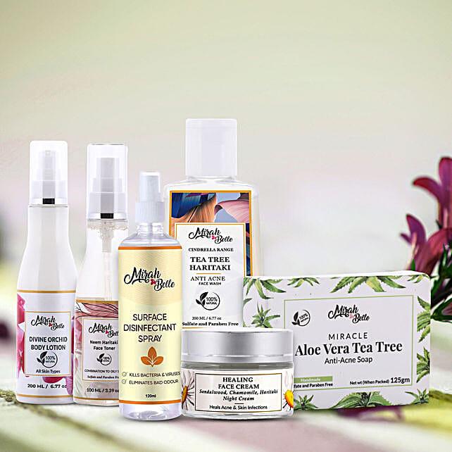 Organic Acne Care Kit for Women