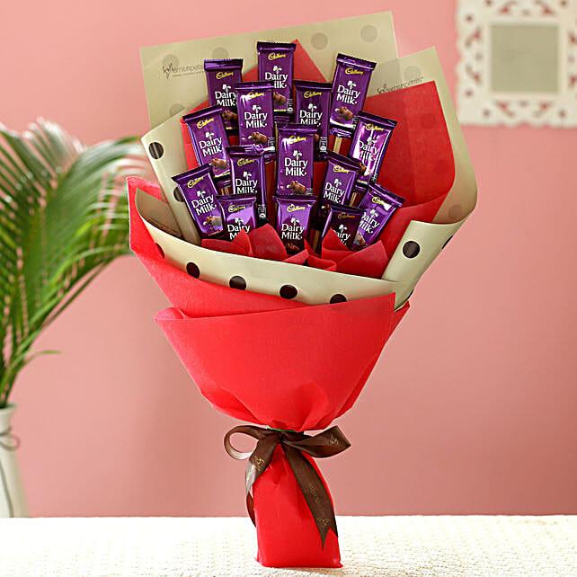 Cadbury Dairy Milk Bouquet