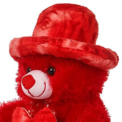 Online Red teddy bear:Soft Toys For Teddy Day