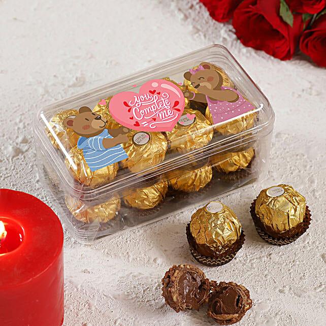 You Complete Me Ferrero Rocher Box