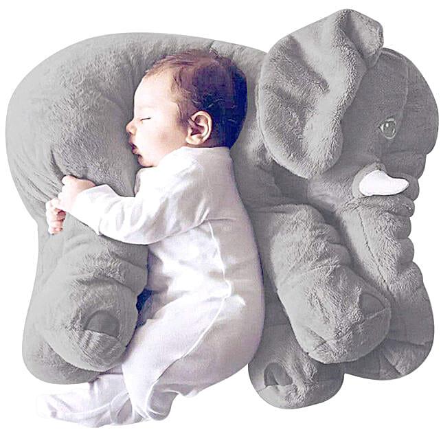 Elephant Cushion for Babies:Soft Toys for Birthday