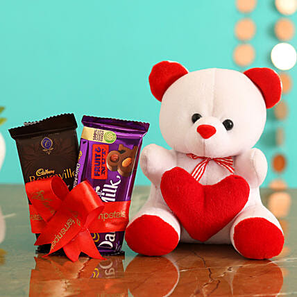 Cute Valentine's Gift Combo for Wife