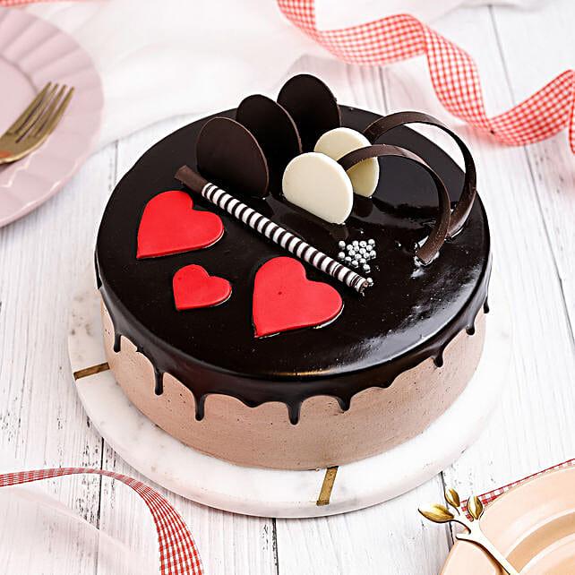 Chocolate Cake for Birthday:Chocolate Day Gifts