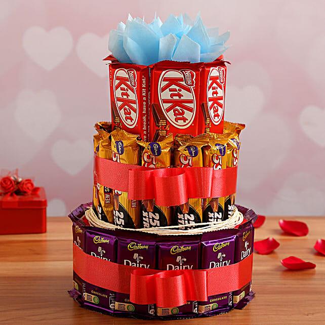 Valentine's Day Chocolate Surprise
