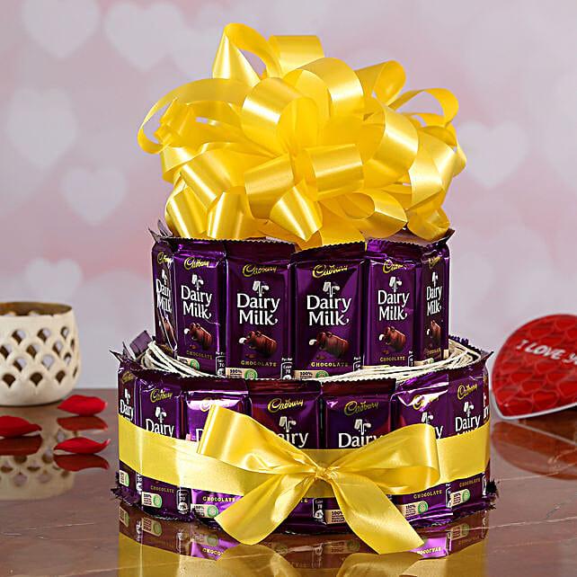 Cadbury Chocolate Bouquet for Wife