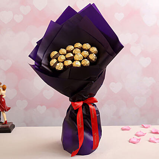 Amazing Ferrero Bouquet for Him