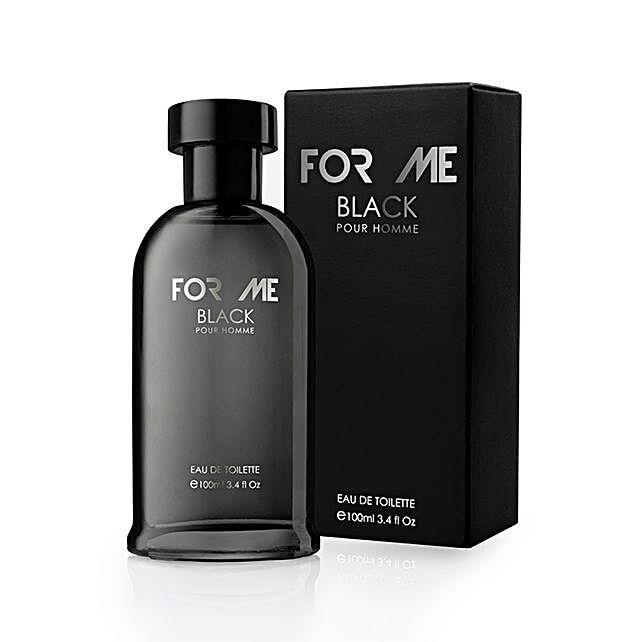 Online For Me Black Eau De Toilette:Buy Perfume