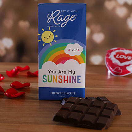 Buy/Send You&x20;re My Sunshine French Biscuit Chocolate Online ...