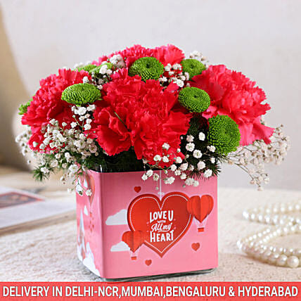 Online Carnations & Daisies