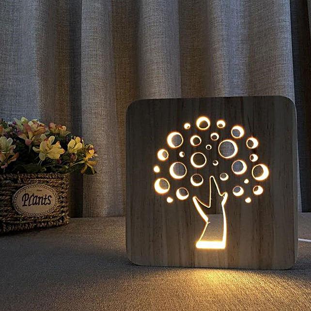 Online  LED Night Lamp
