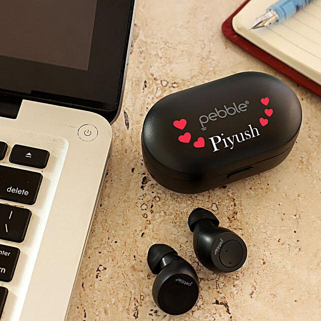 personalised wireless earbuds online