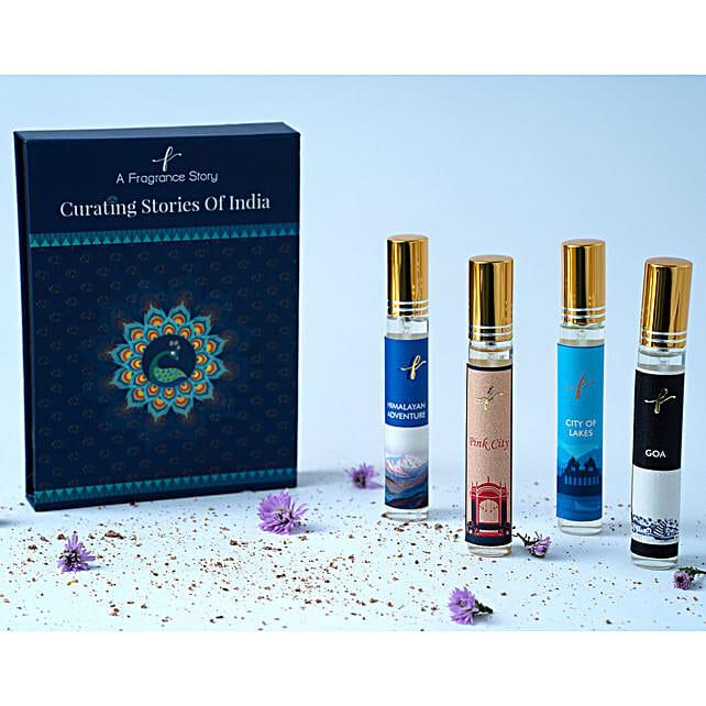 set of perfumes online