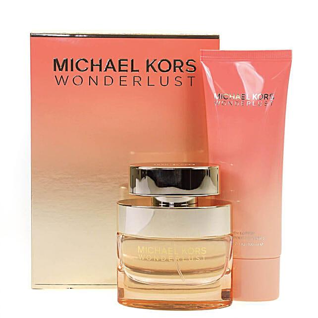 Michael Kors Perfume Set for Women