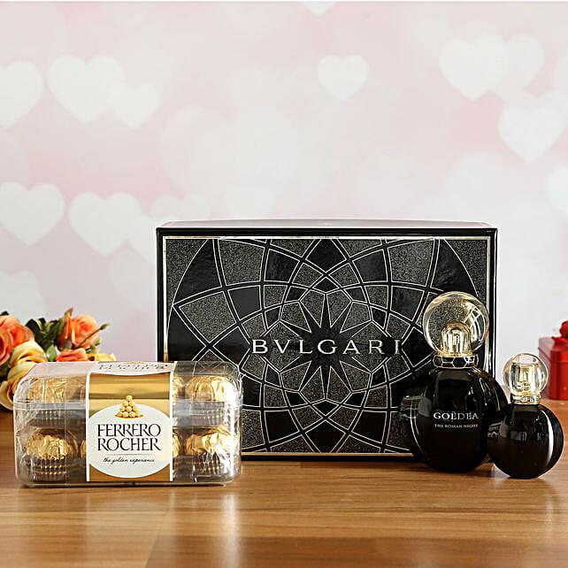 Bvlgari Roman Night Set   Online