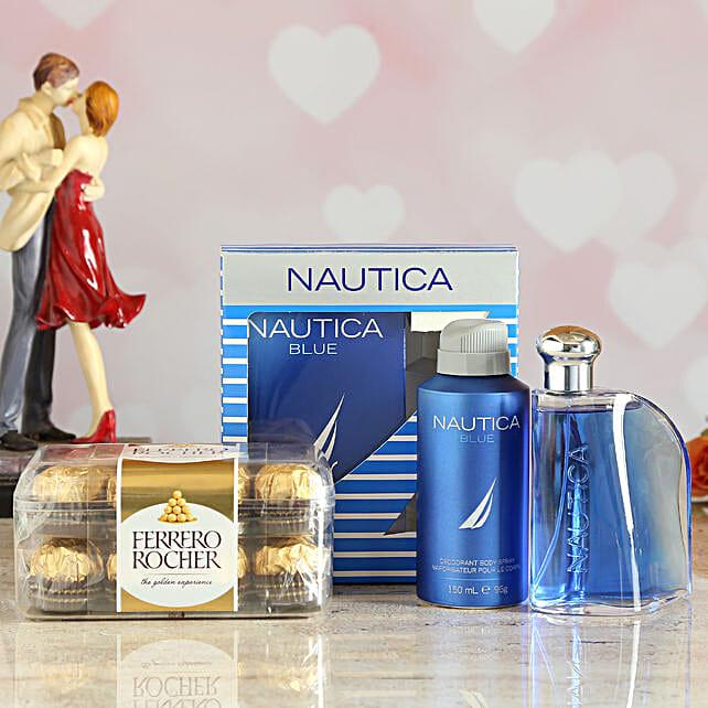 Send Nautica Blue Set:Shop By Brands