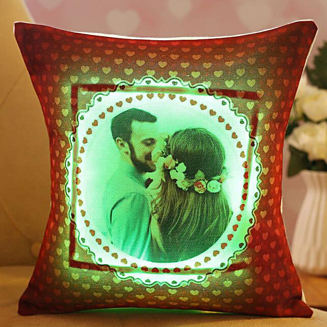 online vday theme led cushion