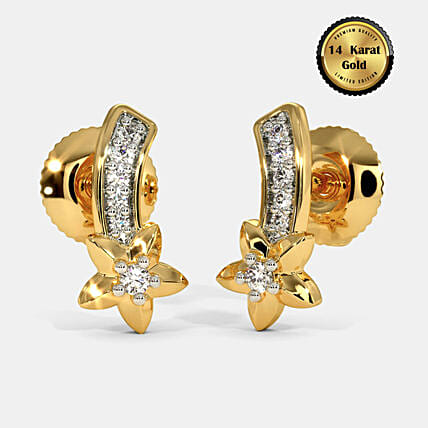 Online The Dale Stud Earrings