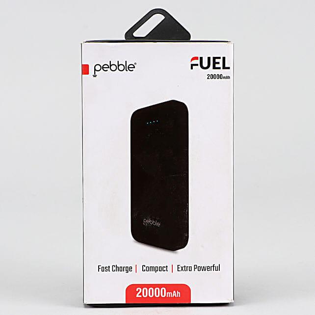 Pebble Fuel Power Bank:Buy Electronics