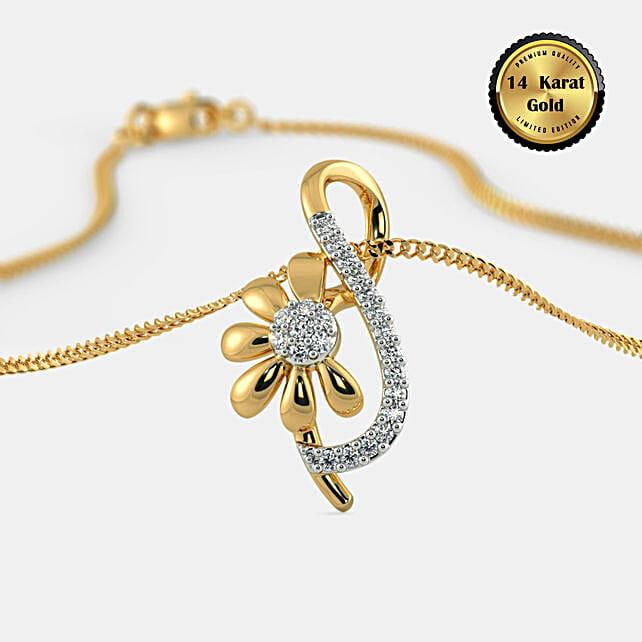 Online Annot Pendant:BlueStone Jewellery
