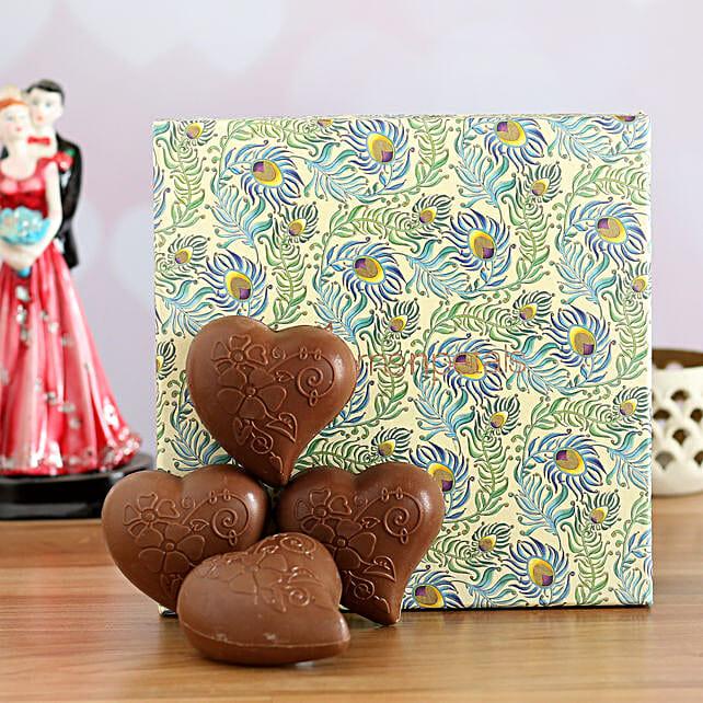 online hearts chocolates
