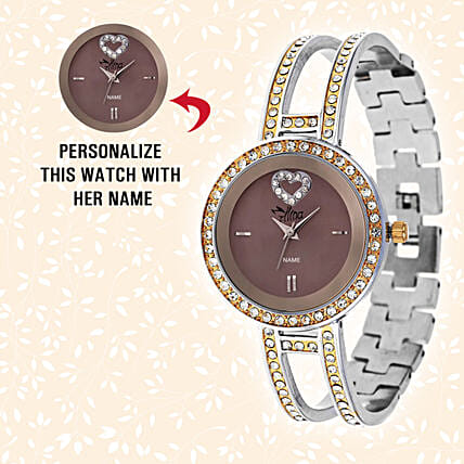 ladies personalised online:Send Personalised Watches