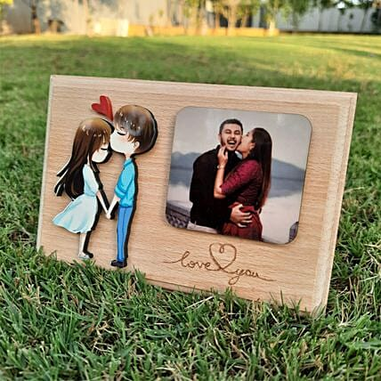 Valentine Forever Personalised Photo Gift