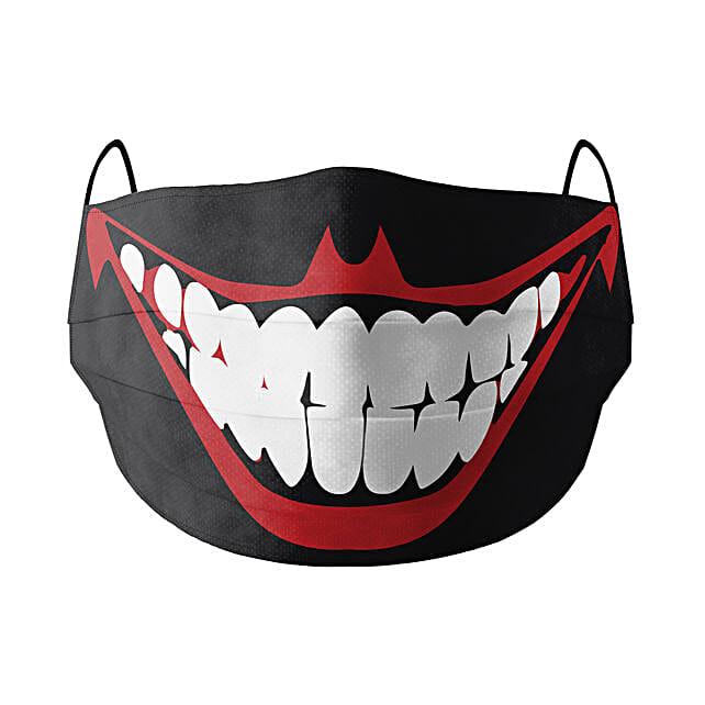 Soxytoes Joker Face Mask:Face Masks
