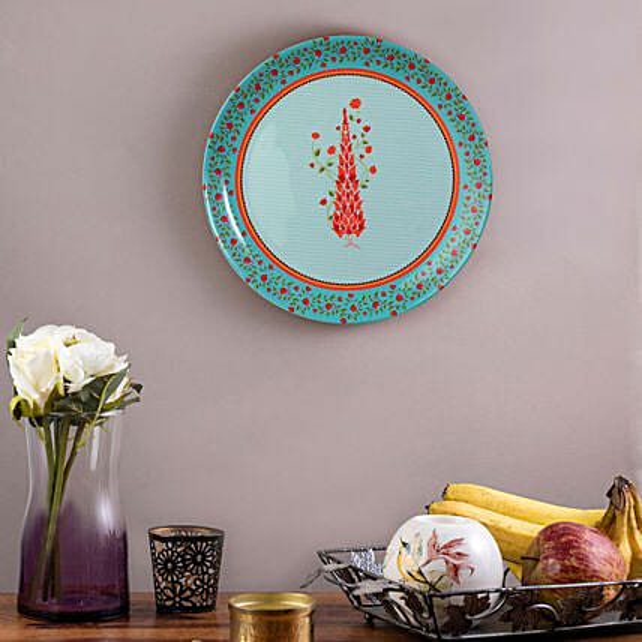 Kolorobia Babur Home Decor Wall plate