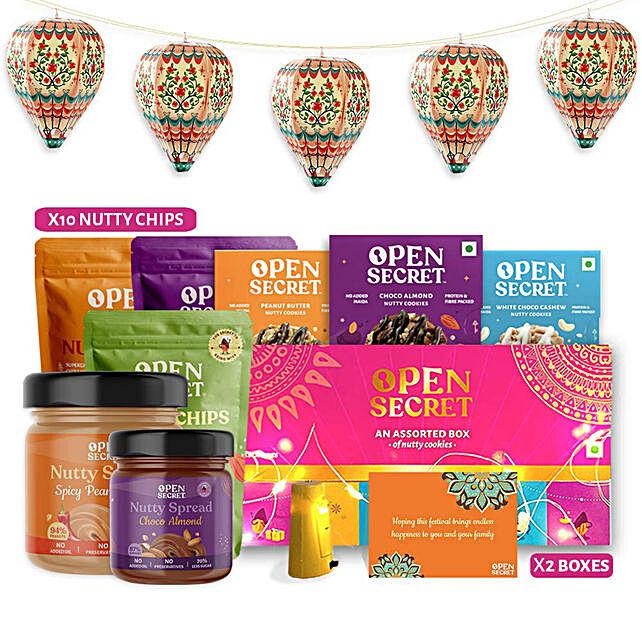Open Secret Celebrations Gift Hamper